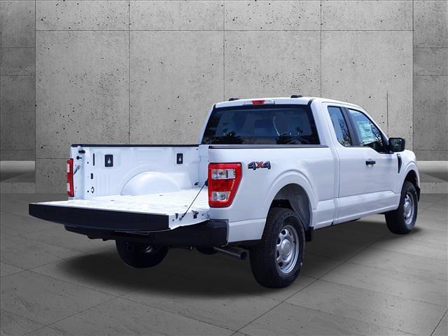 2021 Ford F-150 Super Cab 4x4, Pickup #MKD82199 - photo 3