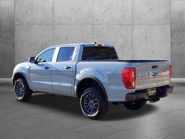 2021 Ford Ranger SuperCrew Cab 4x4, Pickup #MLD02814 - photo 2