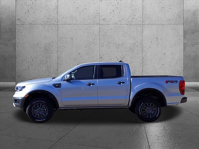 2021 Ford Ranger SuperCrew Cab 4x4, Pickup #MLD02816 - photo 9