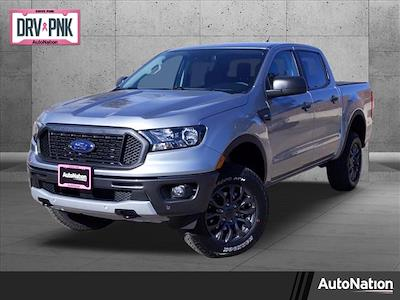 2021 Ford Ranger SuperCrew Cab 4x4, Pickup #MLD02816 - photo 1