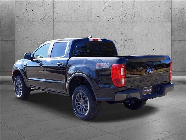 2021 Ford Ranger SuperCrew Cab 4x4, Pickup #MLD02817 - photo 1