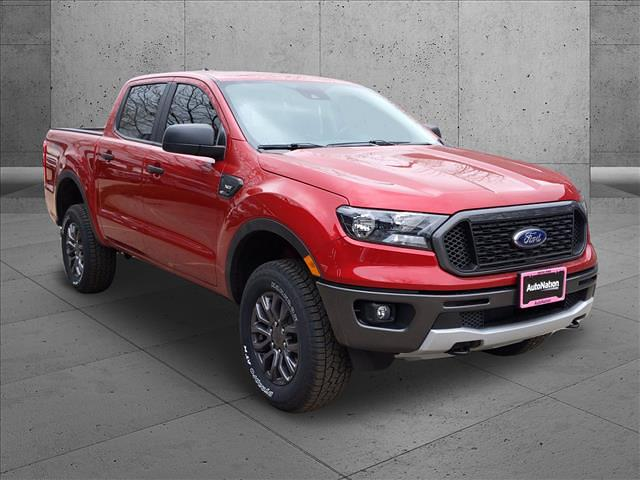 2021 Ford Ranger SuperCrew Cab 4x4, Pickup #MLD17391 - photo 8