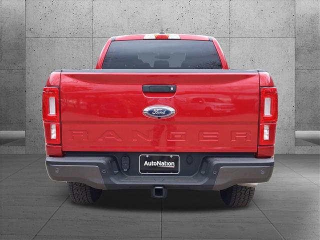 2021 Ford Ranger SuperCrew Cab 4x4, Pickup #MLD17391 - photo 9
