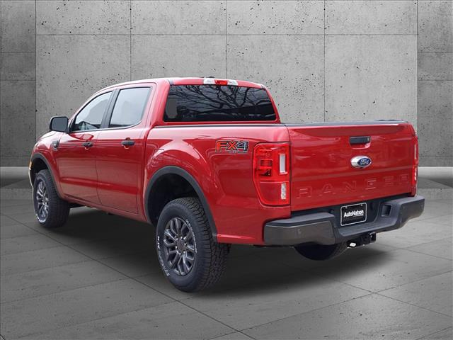 2021 Ford Ranger SuperCrew Cab 4x4, Pickup #MLD17391 - photo 2