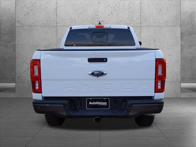 2021 Ford Ranger SuperCrew Cab 4x4, Pickup #MLD31708 - photo 8