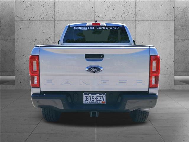 2021 Ford Ranger Super Cab 4x4, Pickup #MLD38076 - photo 9