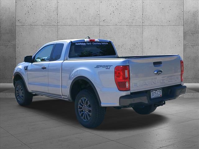 2021 Ford Ranger Super Cab 4x4, Pickup #MLD38076 - photo 2