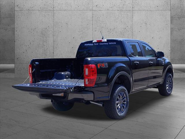 2021 Ford Ranger SuperCrew Cab 4x4, Pickup #MLD38077 - photo 3