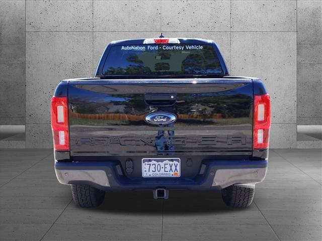 2021 Ford Ranger SuperCrew Cab 4x4, Pickup #MLD38077 - photo 8