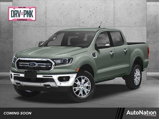 2021 Ford Ranger SuperCrew Cab 4x4, Pickup #MLD43612 - photo 1