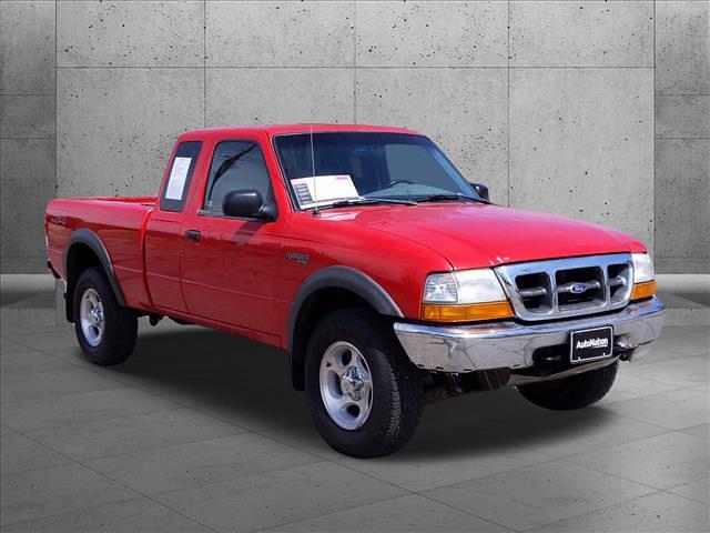 2000 Ford Ranger Super Cab 4x4, Pickup #YPB39085 - photo 4