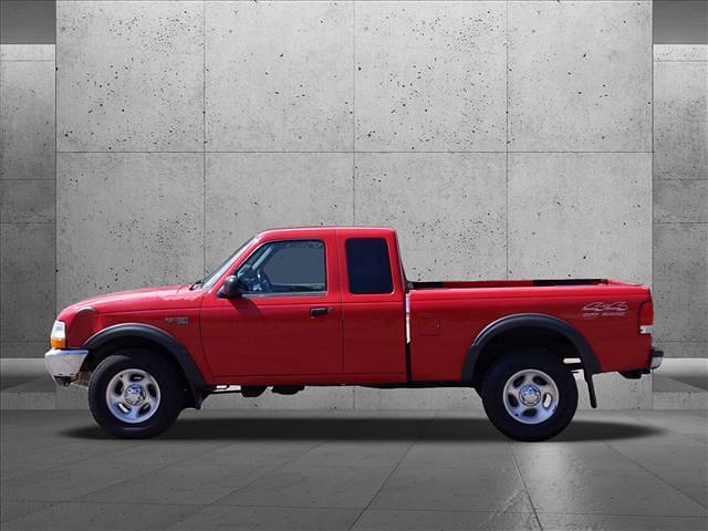2000 Ford Ranger Super Cab 4x4, Pickup #YPB39085 - photo 9