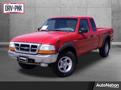 2000 Ford Ranger Super Cab 4x4, Pickup #YPB39085 - photo 1