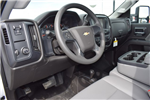 2017 Silverado 3500 Regular Cab DRW 4x4,  Reading Classic II Steel Service Body #1726527 - photo 15