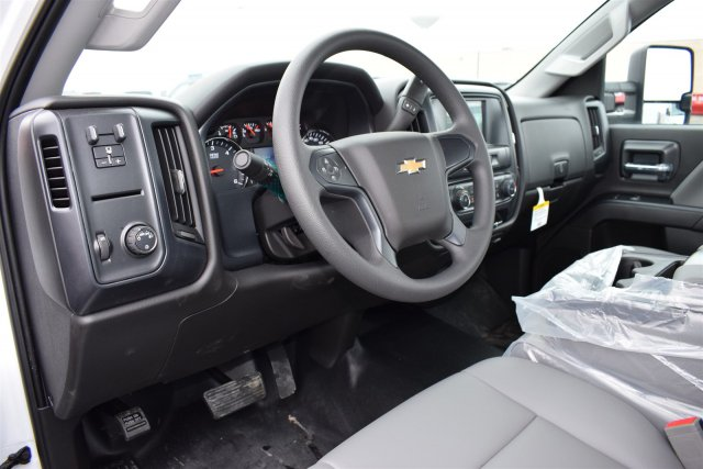 2017 Silverado 3500 Regular Cab DRW, Reading Classic II Steel Service Body #1730812 - photo 15