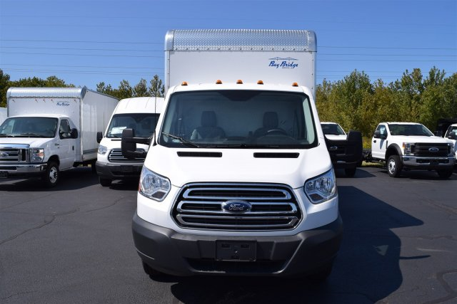 2017 Transit 350 HD DRW, Bay Bridge Bay Bridge Sheet and Post Cutaway Van #1719114 - photo 5