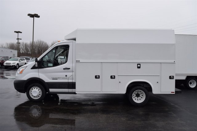 2017 Transit 350 HD Low Roof DRW, Service Utility Van #1723178 - photo 3
