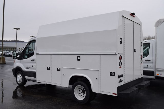 2017 Transit 350 HD Low Roof DRW, Service Utility Van #1723178 - photo 2