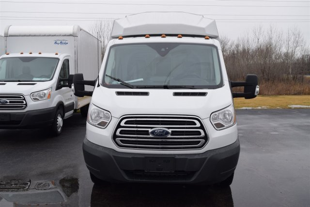 2017 Transit 350 HD Low Roof DRW, Service Utility Van #1723178 - photo 6