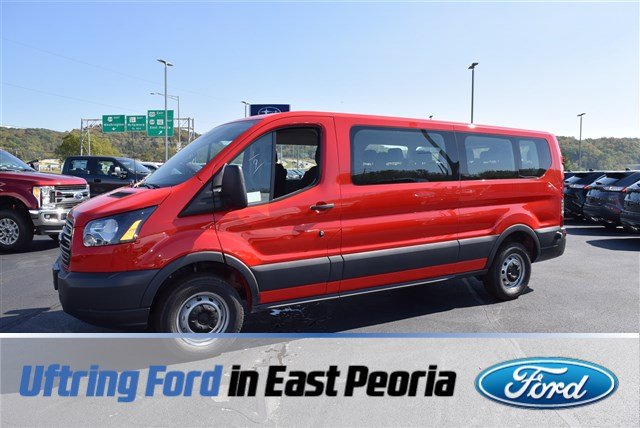 2017 Transit 350 Passenger Wagon #1746242 - photo 1