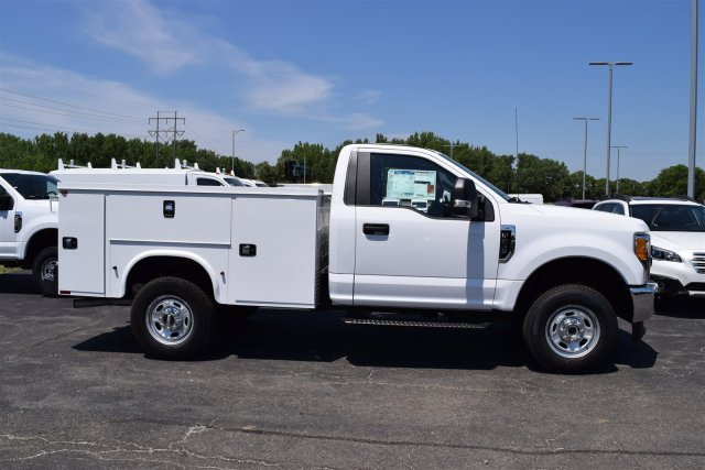 2017 F-250 Regular Cab 4x4, Knapheide Service Body #1762697 - photo 3