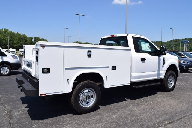 2017 F-250 Regular Cab 4x4, Knapheide Service Body #1762697 - photo 2