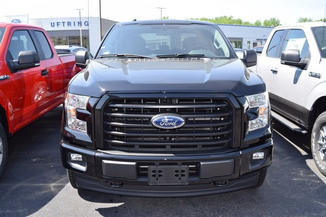 2017 F-150 Crew Cab 4x4 Pickup #1767397 - photo 9