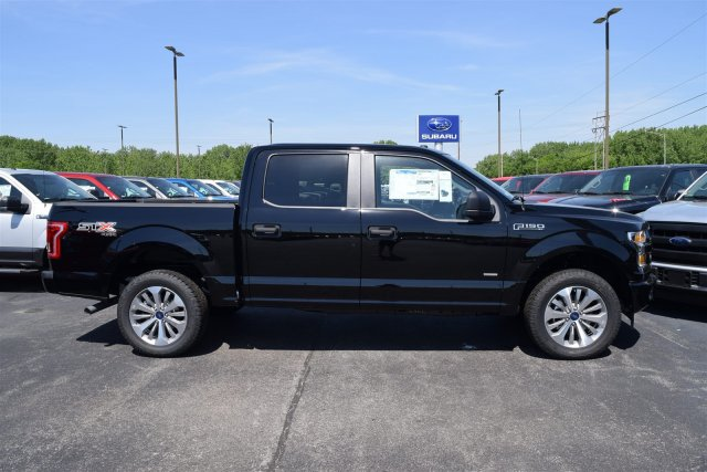 2017 F-150 Crew Cab 4x4 Pickup #1767397 - photo 3