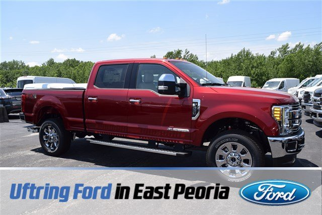 2017 F-350 Crew Cab 4x4 Pickup #1776585 - photo 1