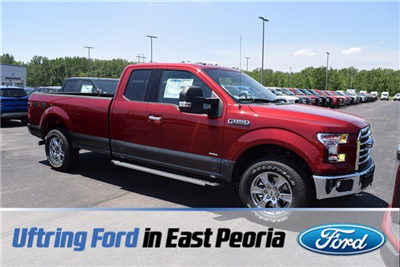 2017 F-150 Super Cab 4x4 Pickup #1786186 - photo 1