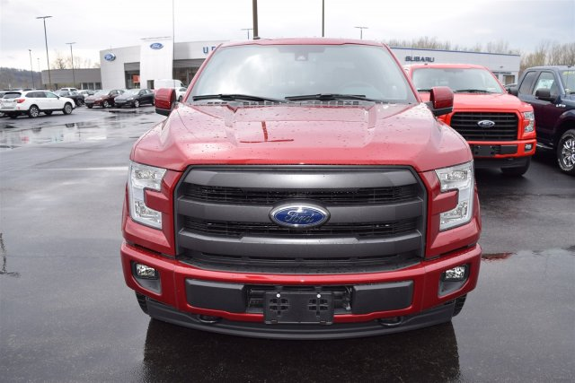 2017 F-150 Crew Cab 4x4 Pickup #1795353 - photo 10