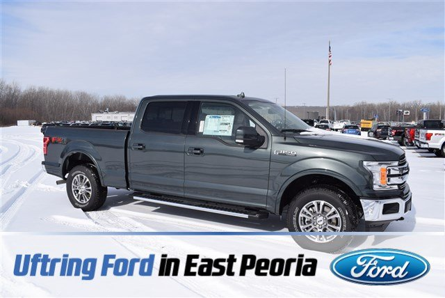 2018 F-150 SuperCrew Cab 4x4,  Pickup #1801259 - photo 1