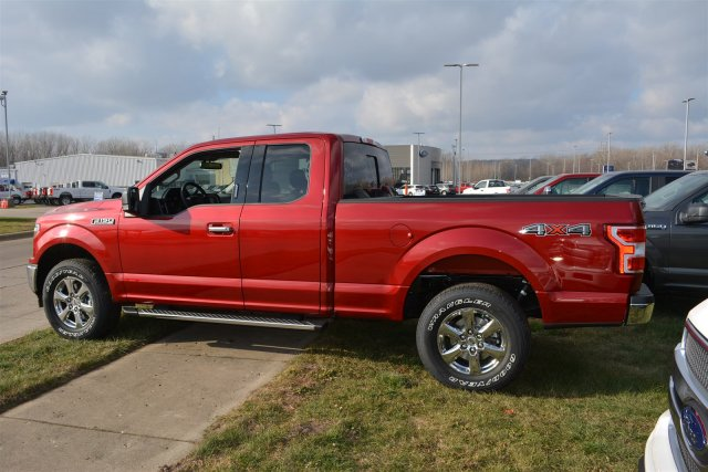 2018 F-150 Super Cab 4x4 Pickup #1801264 - photo 2