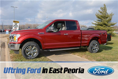 2018 F-150 Super Cab 4x4 Pickup #1801264 - photo 1