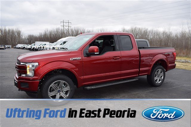 2018 F-150 Super Cab 4x4,  Pickup #1801265 - photo 1