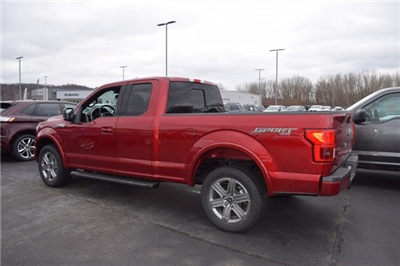2018 F-150 Super Cab 4x4,  Pickup #1801265 - photo 2