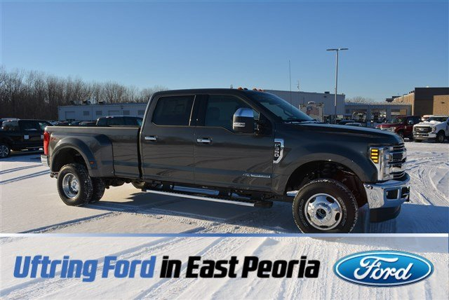 2018 F-350 Crew Cab DRW 4x4, Pickup #1806590 - photo 1