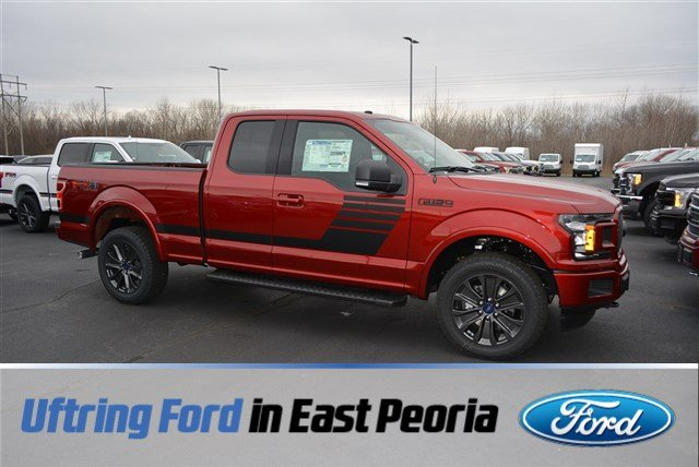 2018 F-150 Super Cab 4x4, Pickup #1809888 - photo 1