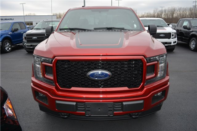 2018 F-150 Super Cab 4x4, Pickup #1809888 - photo 9
