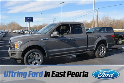 2018 F-150 Super Cab 4x4, Pickup #1809889 - photo 1