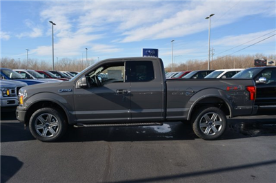 2018 F-150 Super Cab 4x4, Pickup #1809889 - photo 3