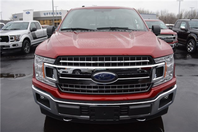 2018 F-150 Super Cab 4x4,  Pickup #1814638 - photo 10