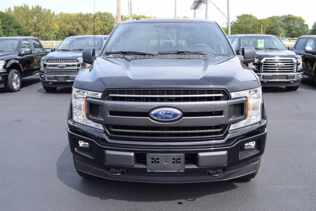 2018 F-150 Crew Cab 4x4 Pickup #1814639 - photo 11