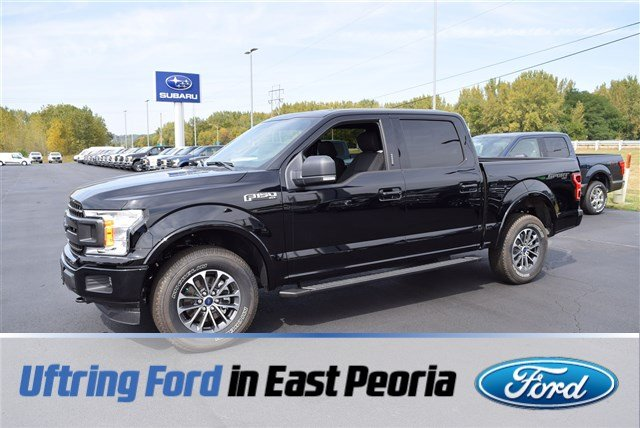 2018 F-150 Crew Cab 4x4 Pickup #1814639 - photo 1