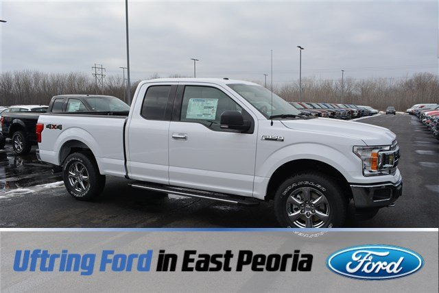 2018 F-150 Super Cab 4x4,  Pickup #1814639A - photo 1