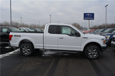 2018 F-150 Super Cab 4x4,  Pickup #1814639A - photo 3