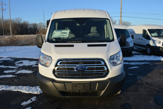 2018 Transit 350 Med Roof 4x2,  Adrian Steel PHVAC Upfitted Cargo Van #1825719 - photo 6