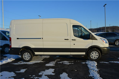 2018 Transit 350 Med Roof 4x2,  Adrian Steel PHVAC Upfitted Cargo Van #1825719 - photo 3