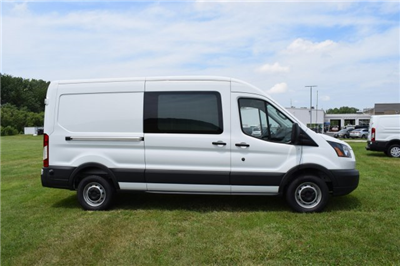 2018 Transit 250 Med Roof 4x2,  Empty Cargo Van #1827260 - photo 3