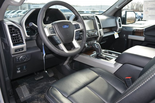 2018 F-150 SuperCrew Cab 4x4, Pickup #1830050 - photo 27